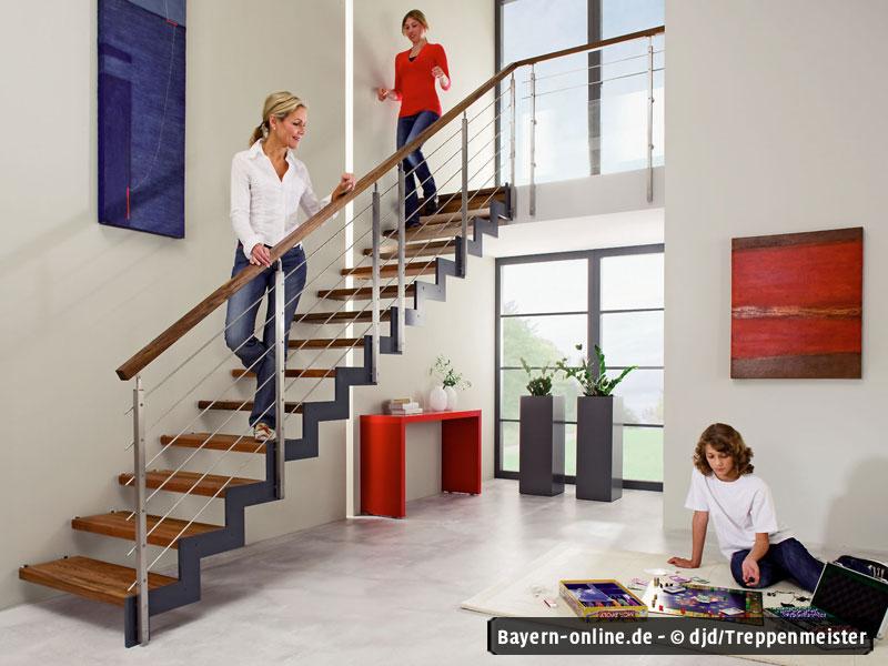 Treppe aufarbeiten - Treppe aufarbeiten ...